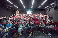 Zahlreiche Besucher sahen die vergangene Weihnachtsvorstellung im Filmrausch (Foto: VS)