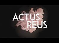 """Bei der Studioproduktion """"Actus Reus"""" wird ein Verbrechen aufgeklärt."""