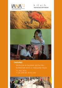 Das Poster zur Tagung. Foto: IANA