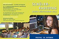 Der Radiotag für Schüler findet zum neunten Mal statt
