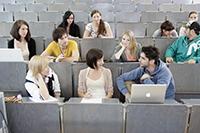 Rund 680 Erstsemester starten in ein Medien-Studium