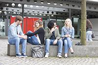 An der HdM studieren rund 4500 junge Menschen in über 20 Studiengängen rund um die Medien