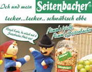 Seitenbacher Werbung