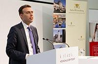Finanz- und Wirtschaftsminister Dr. Nils Schmid