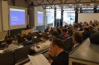 Das Symposium findet regelmäßig an der HdM statt