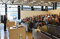 Die Veranstaltung ist stets gut besucht (Fotos: Jens Gäbler)