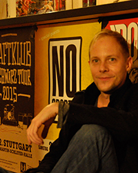HdM-Alumnus Christoph Bubeck