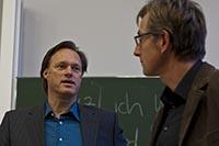 ... oder Gerhard Delling (Fotos: HdM Stuttgart)