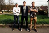 Machen ein Auslandspraktikum an der HdM: Niko, Tatu und Kasper