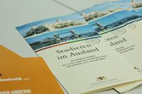 Studium im Ausland? Anlaufstelle Auslandsamt
