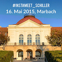 Am 16. Mai 2015 findet in Marbach das nächste InstaMeet statt.