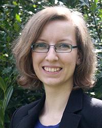 HdM-Alumna Catherine Bühnsack (Foto: privat).