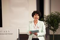 META-Initiatorin Prof. Dr. Petra Grimm (Fotos: Kim Kunze)