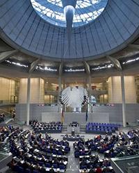 Wer hinter der Attacke auf den deutschen Bundestag steckt, ist noch unklar. (Foto: mitmischen.de)