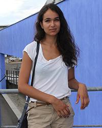 Anna-Licia Brancato kommt seit fünf Jahren ohne ein Handy oder Smartphone klar. (Foto: Victoria Kunzmann)
