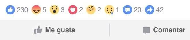 """Die neuen Facebook-""""Emojis"""" werden im Moment in Spanien und Irland getestet."""