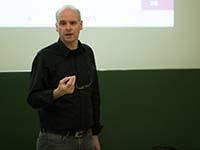 Studiendekan Prof. Dr. Michael Burmester