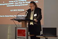 Prof. Dr. Richard Stang