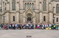 """Rund 400 Teilnehmer nahmen im Juli 2015 beim """"Mission Day"""" in Stuttgart teil. Quelle: Spieler """"DonDarkness"""""""