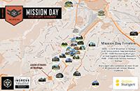 """Jeder Spieler, der beim letzten """"Mission Day"""" in Stuttgart 15 der 28 Missionen erfüllt hat, bekam eine Medaille. Quelle: Niantic Inc."""
