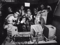 Die Crew der Jubiläumssendung (Foto: stufe)