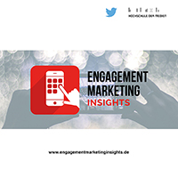 Die Studie erschien am 26. Februar 2016. Quelle: Engagement Marketing Insights 2016
