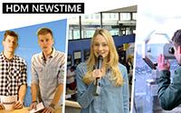 HDM NEWSTIME ab jetzt auf YouTube. Quelle: stufe.tv
