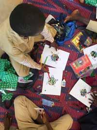 Unterrichtsmodell am Lycée Moderne, Fotos: Stefanie Kastner