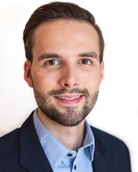 HdM-Alumnus Dominik Hildebrandt, Foto: privat