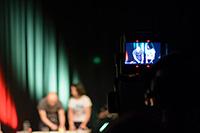 Gekocht wird im TV-Studio der HdM (Fotos: Projektteam)