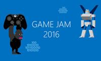 Der  Microsoft Game Jam dauerte zwei Tage