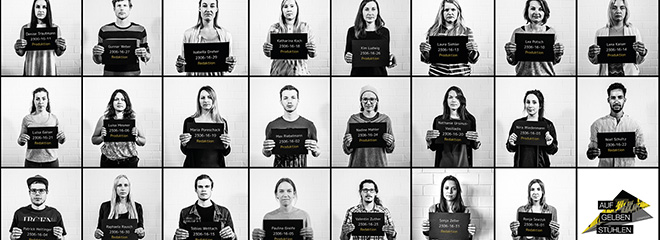 Das Team der Conmedia (Foto: Projektteam)
