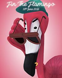 """""""Flamingo Fin"""" ist im Hardcut und im Audimax zu sehen"""