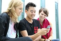 An der HdM studieren im Wintersemester 2016/2017 604 internationale Studierende