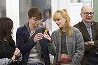 Ab sofort können Studenten mit einem modernen 3D-Drucker 3D-Modelle herstellen.