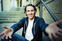 Philipp Scharrenberg ist Poetry Slam-Champion 2016 (Foto: Pierre Jarawan)