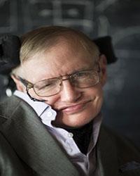 Professor Stephen Hawking Foto: © hawking.org.uk