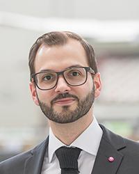 HdM-Alumnus Julian Metzger (Foto: privat)