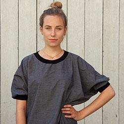 Corinna Groß studierte an der HdM im Bachelor und im Master.
