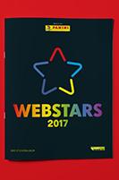 Auf 44 Seiten werden die Stars in die Kategorien Beauty, Gaming, Lifestyle, Sport, Politik, Musik und Unterhaltung eingeteilt. (Bild: Juststickit)