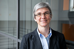 Neue Prorektorin: Prof. Dr. Bettina Schwarzer