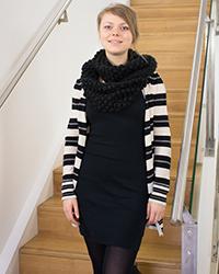 Preisträgerin Franziska Heger (Foto: privat)
