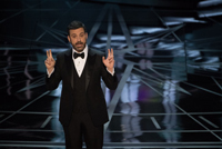Jimmy Kimmel führte durch den Abend, Foto: Mark Suban / ©A.M.P.A.S., via http://photos.presslist.oscars.org