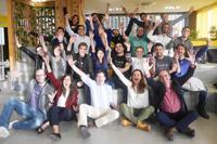 """Der internationale Ideenwettbewerb """"Entrepreneurial Brains Made on Campus"""" ist eine von vielen Lehrveranstaltungen, die an der HdM den Gründergeist entfachen. Foto: Petra Rösch"""