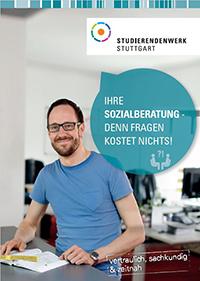 Das Studierendenwerk bietet Sozialberatungen vor Ort, Bild: Studierendenwerk Stuttgart