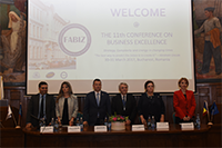 "Die elfte ""International Conference on Business Excellence"" fand in Bukarest statt. Foto: privat"