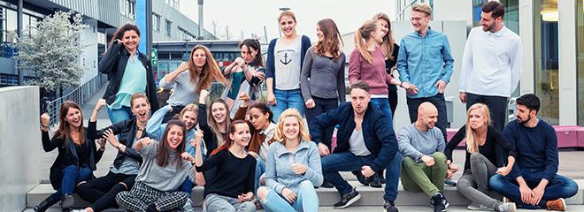 "Das ""add Team"", Foto: Sarah Lampke"