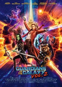 Das Kinoplakat zum Film, Foto: © Marvel/Wald Disney Studios