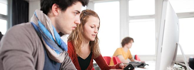 Ab sofort ist die Bewerbung für einen Studienplatz an der HdM möglich