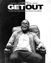 "Filmplakat ""Get Out"" (Bild: © Universal Pictures)"
